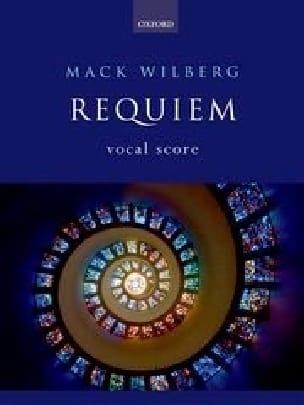 Requiem - Mack Wilberg - Partition - Chœur - laflutedepan.com