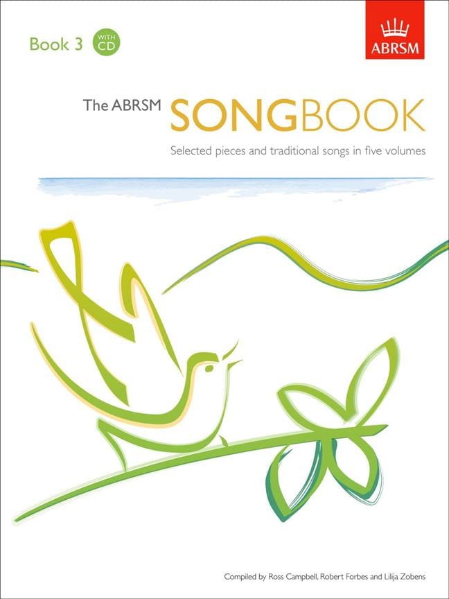 The Abrsm Songbook Volume 3 - Partition - laflutedepan.com