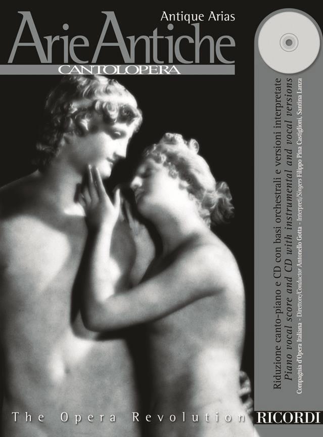 Arie Antiche - Partition - Recueils - laflutedepan.com