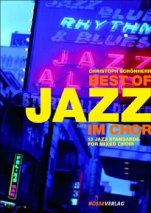 Best Of Jazz Im Chor - Partition - Chœur - laflutedepan.com
