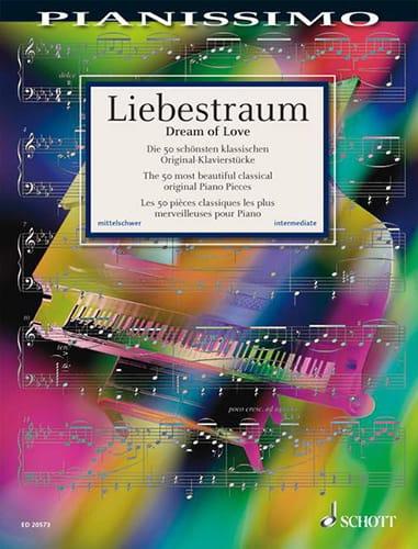 - Liebestraum - Partition - di-arezzo.co.uk