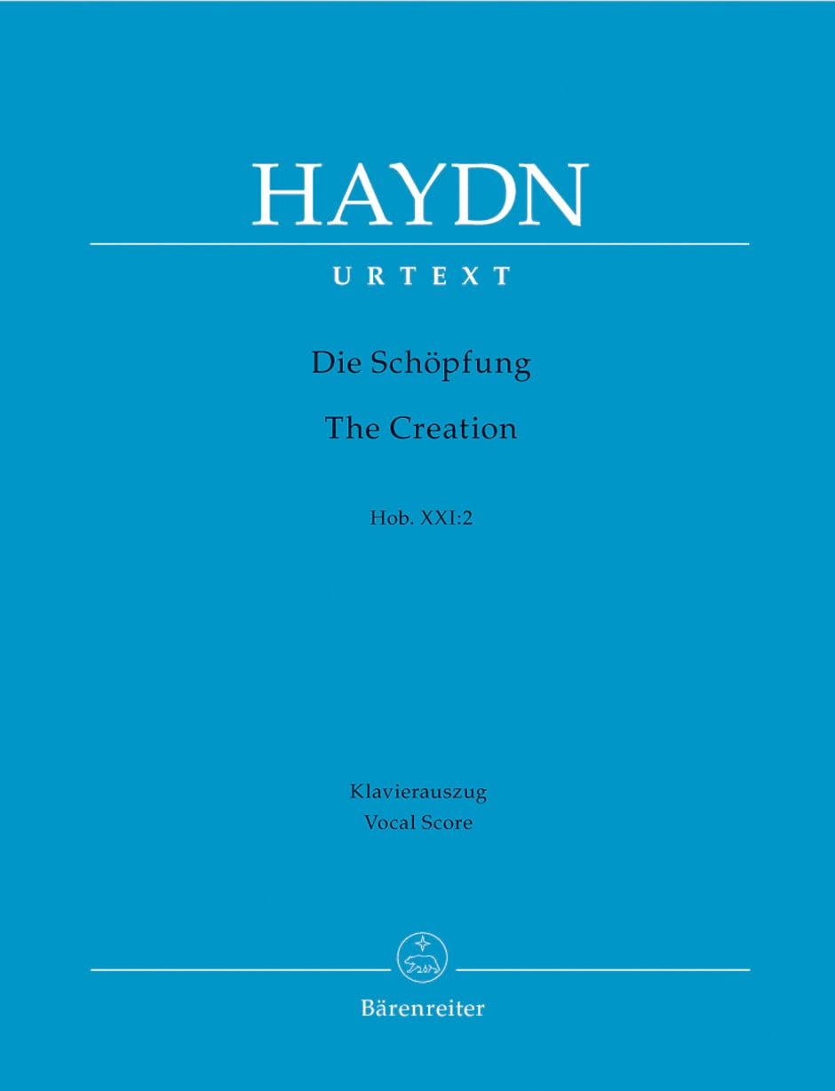 Die Schöpfung - La Création - Hob 21-2 - HAYDN - laflutedepan.com