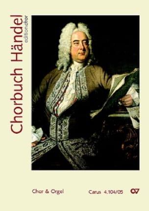 Chorbuch - HAENDEL - Partition - Chœur - laflutedepan.com