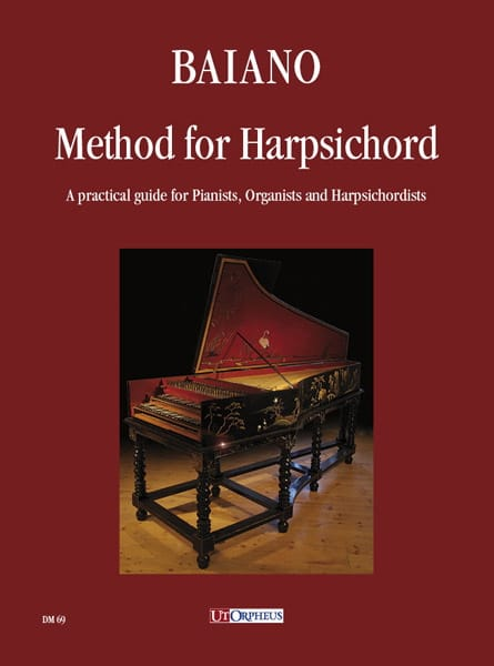 Methode For Harpsichord - Enrico Baiano - Partition - laflutedepan.com