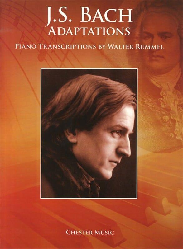 Adaptations - Bach Jean-Sébastien / Rummel Walter - laflutedepan.com