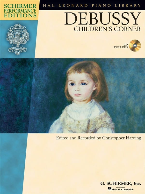 Children's Corner - DEBUSSY - Partition - Piano - laflutedepan.com