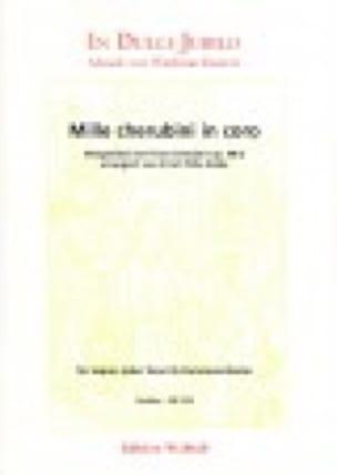 1 000 Cherubini In Coro Op. 98-2. Conducteur - laflutedepan.com