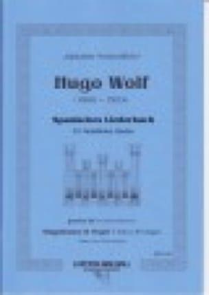 Hugo Wolf - Spanisches Liederbuch - Partition - di-arezzo.fr