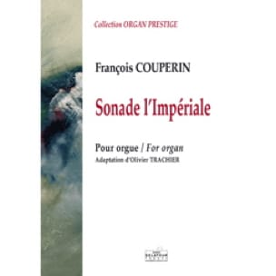 François Couperin - Sonade The Imperial - Partition - di-arezzo.co.uk
