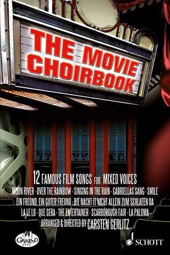 The Movie Choirbook - Partition - Chœur - laflutedepan.com