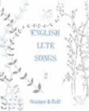 English Luth Songs Volume 2 - Partition - laflutedepan.com