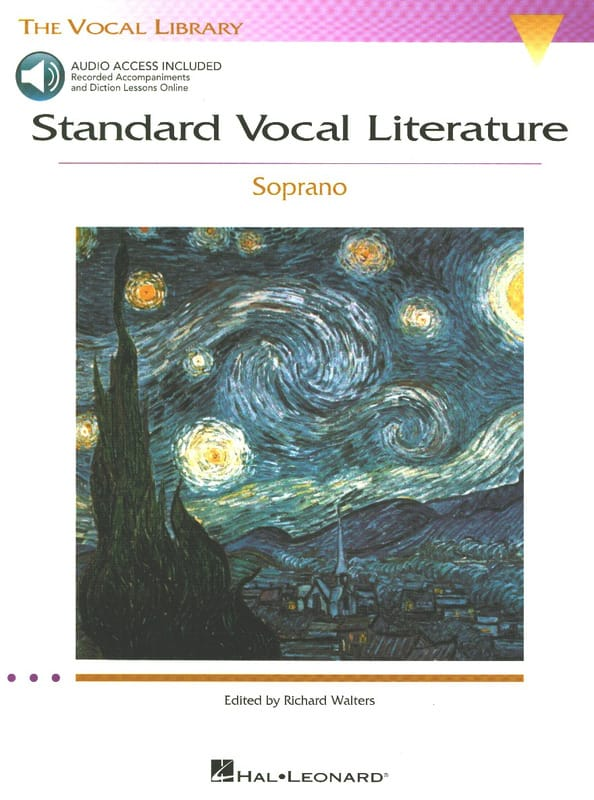 - Standard Vocal Literature. Soprano - Partition - di-arezzo.com