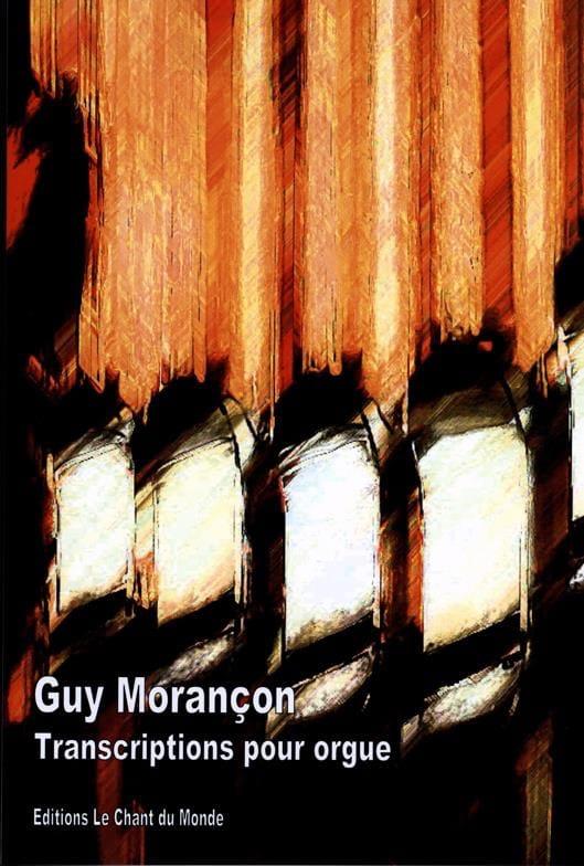 Guy Morançon - Transcriptions For Organ - Partition - di-arezzo.com