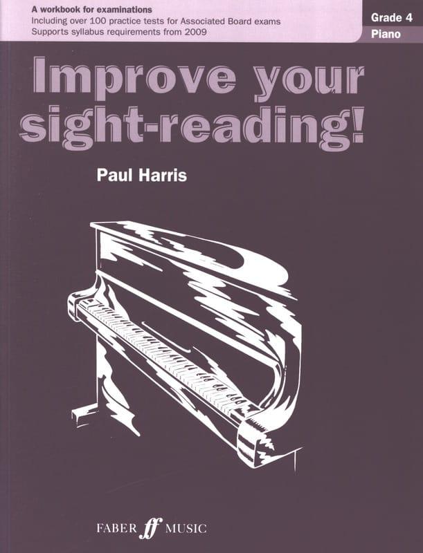 Paul Harris - Mejora tu lectura a primera vista Grado 4 - Partition - di-arezzo.es