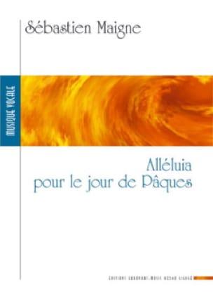 Alléluia Pour le Jour de Pâques - Sébastien Maigne - laflutedepan.com
