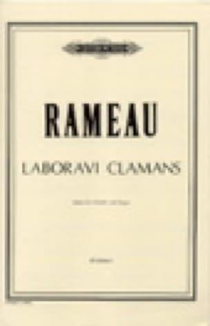 Jean-Philippe Rameau - Laboravi Clamans - Partition - di-arezzo.fr