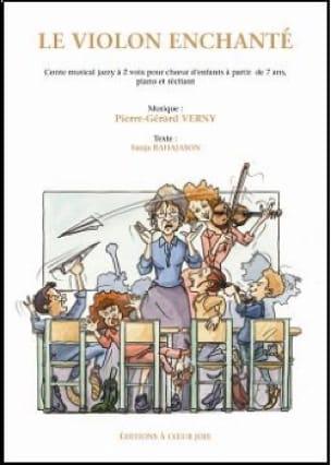 Le Violon Enchanté - Direction + CD - laflutedepan.com