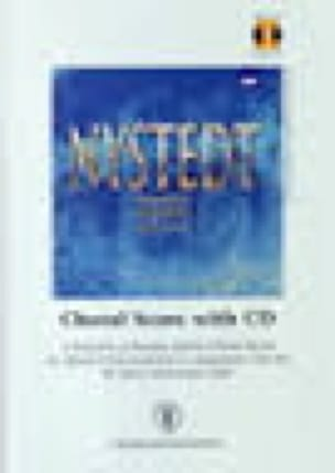 Sacred Choral Music - Knut Nystedt - Partition - laflutedepan.com