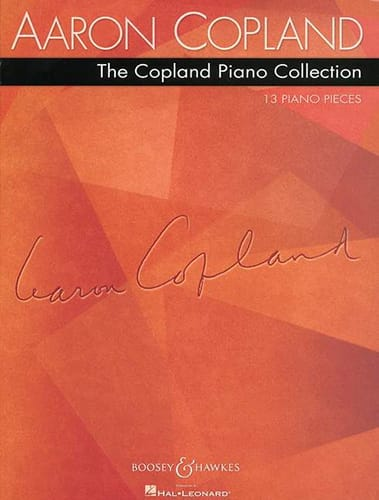 Aaron Copland - The Copland Piano Collection - Partition - di-arezzo.co.uk