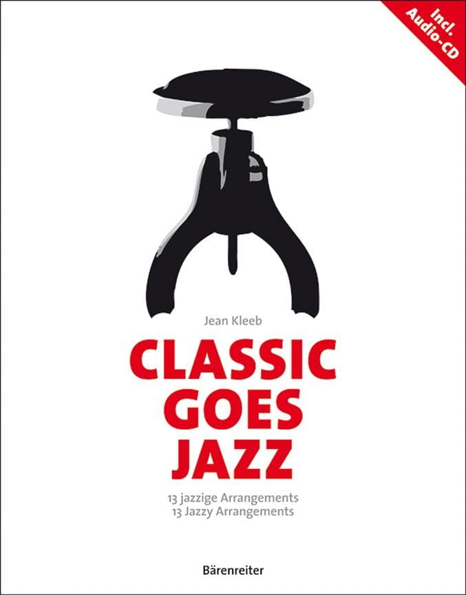 Jean Kleeb - Classical Goes Jazz - Partition - di-arezzo.co.uk