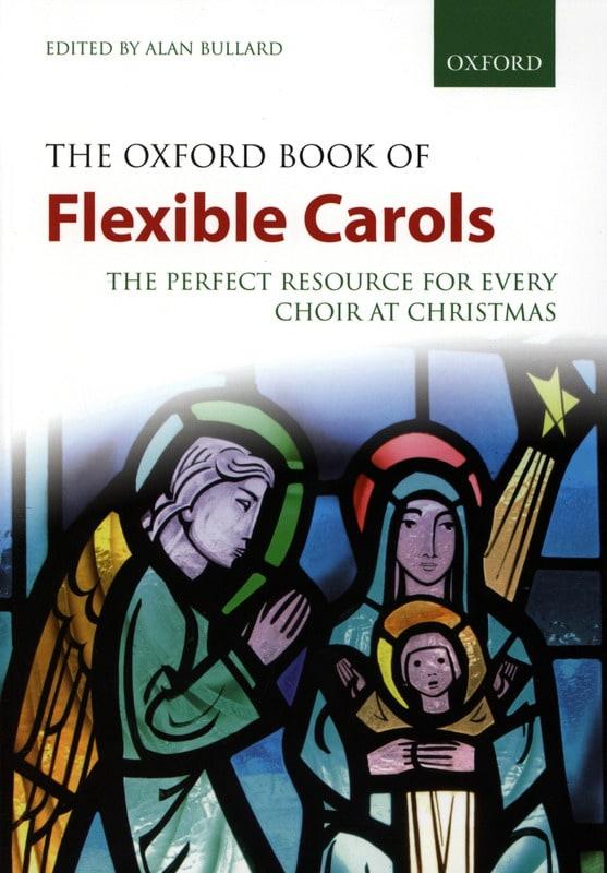 The Oxford Book Of Flexible Carols - Partition - laflutedepan.com