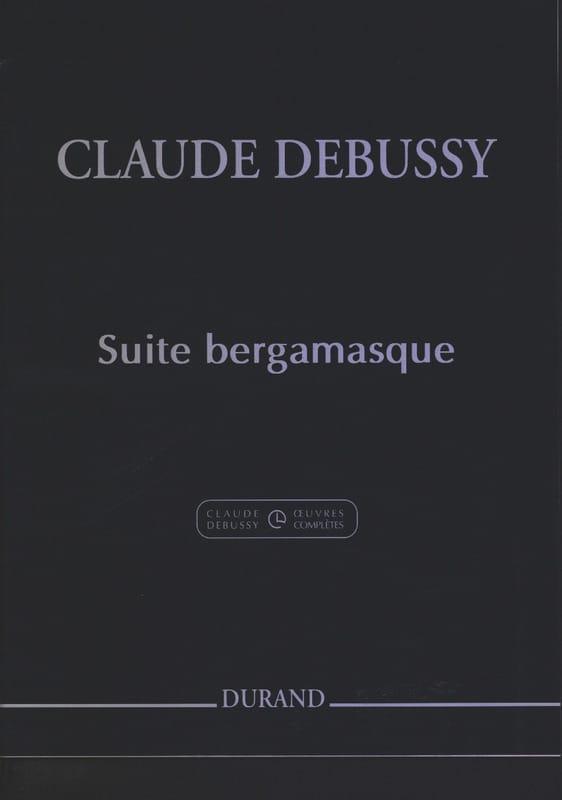 Suite Bergamasque - DEBUSSY - Partition - Piano - laflutedepan.com