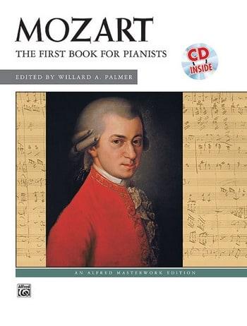 The 1st Book For Pianist - MOZART - Partition - laflutedepan.com