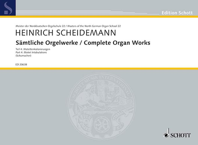 Sämtliche Orgelwerke Volume 4 - laflutedepan.com