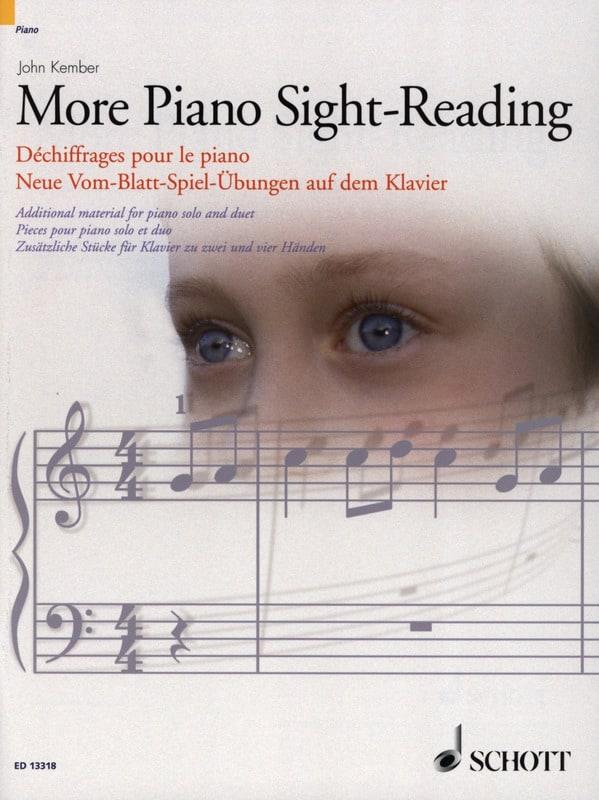 John Kember - More Piano Sight-Reading - Partition - di-arezzo.co.uk