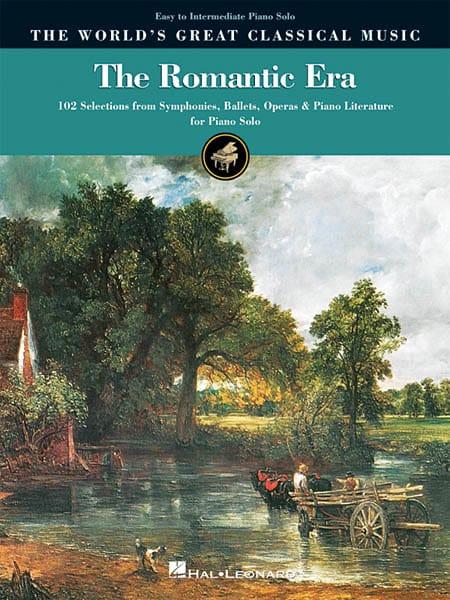 The Romantic Era - Partition - Piano - laflutedepan.com
