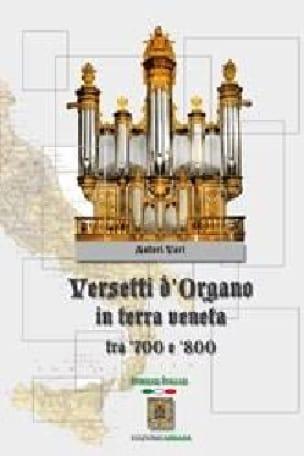 Versetti D'organo In Terra Veneta - Partition - laflutedepan.com