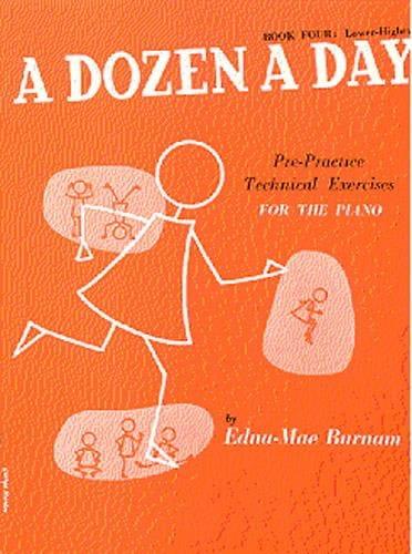 - Dozen A Day Volume 4 in English - Partition - di-arezzo.co.uk