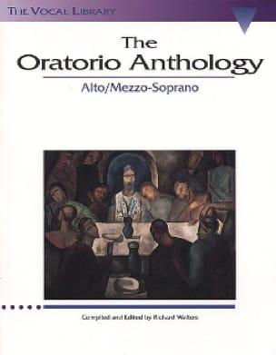 The Oratorio Anthology. Mezzo / Alto - laflutedepan.com