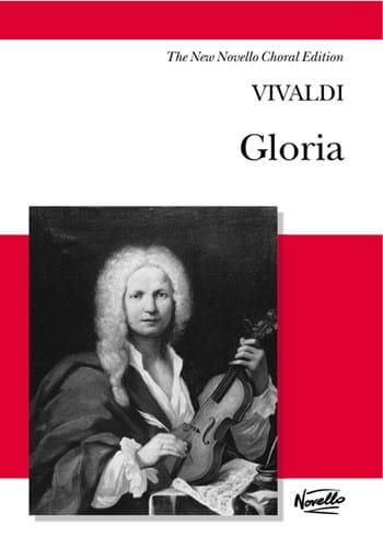 Gloria RV 589 SATB - VIVALDI - Partition - Chœur - laflutedepan.com