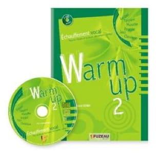 Pierre-Gérard Verny - Warm Up 2 - Partition - di-arezzo.com