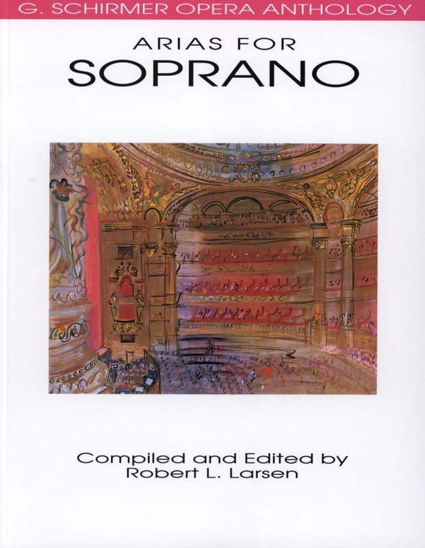 - Opera Anthology: Arias For Soprano - Partition - di-arezzo.co.uk