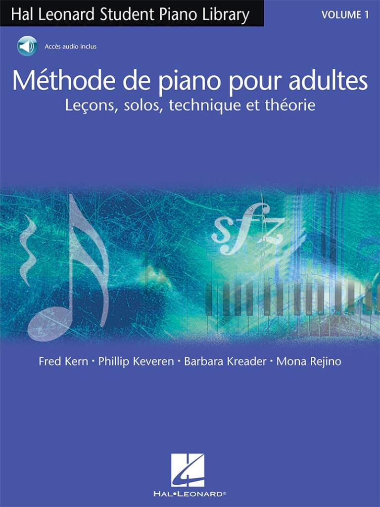 Methode de Piano Pour Adultes Volume 1 - laflutedepan.com
