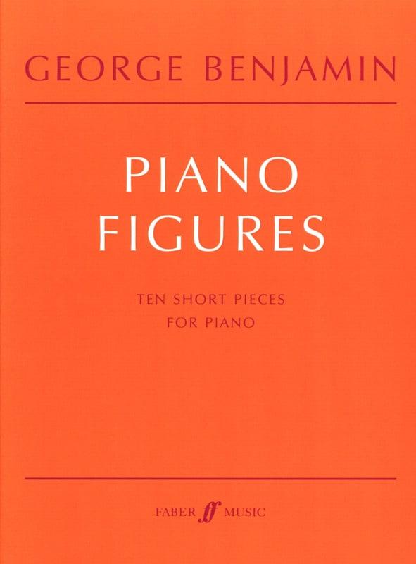 Piano Figures - George Benjamin - Partition - Piano - laflutedepan.com