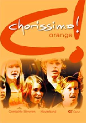 Chorissimo Klavierband - Partition - Chœur - laflutedepan.com