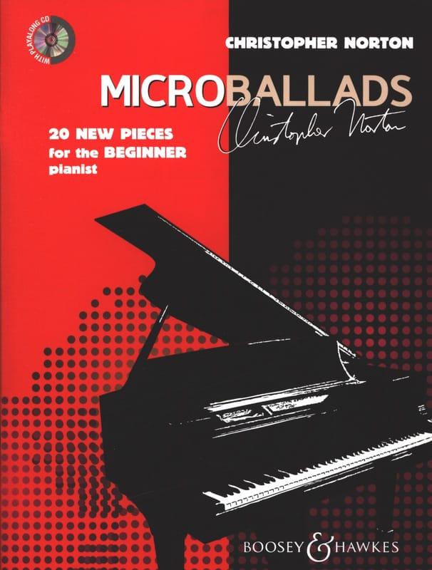 Microballads - Christopher Norton - Partition - laflutedepan.com