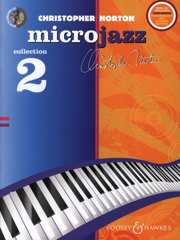 Christopher Norton - Microjazz Collection 2 Level 4 - Partition - di-arezzo.co.uk