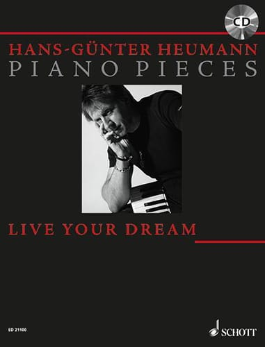Live Your Dream - Hans-Günter HEUMANN - Partition - laflutedepan.com