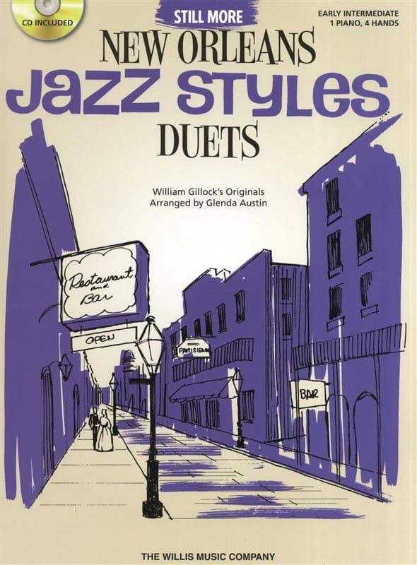 Still More New Orleans Jazz Styles Duets - laflutedepan.com