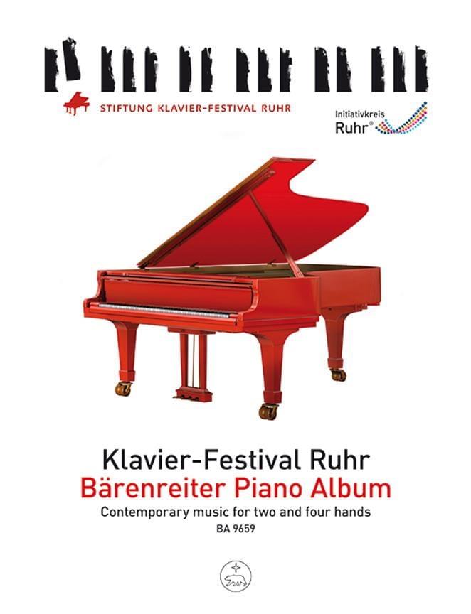 Klavier-Festival Ruhr - Partition - Piano - laflutedepan.com