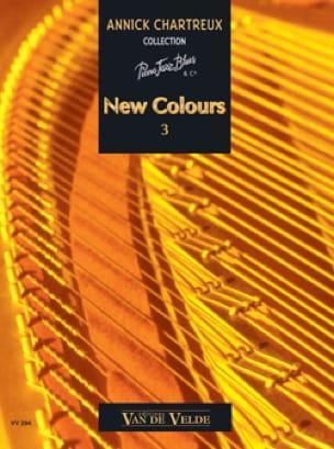 Annick Chartreux - New Colors Volume 3 - Partition - di-arezzo.co.uk