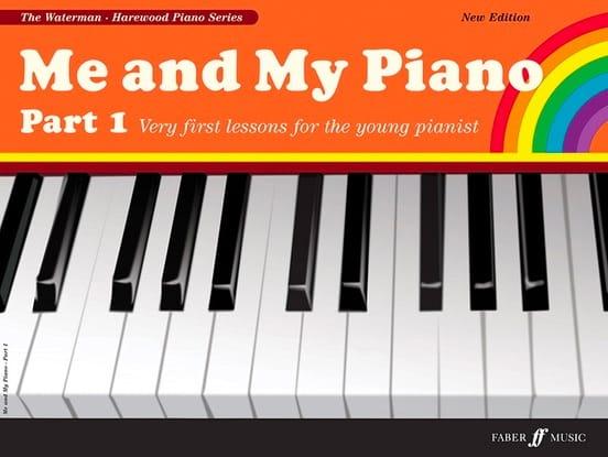 Me And My Piano Part 1 - Waterman - Harewood - laflutedepan.com