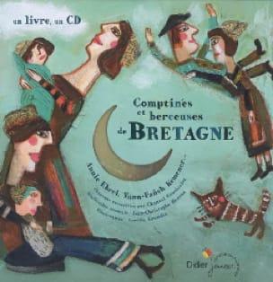 Comptines et Berceuses de Bretagne - Livre - laflutedepan.com