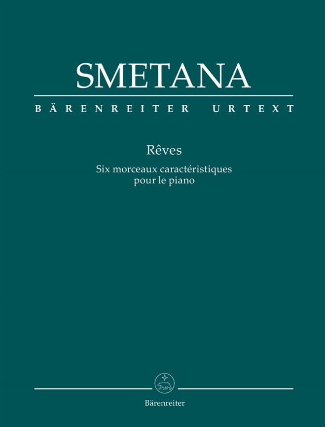 Bedrich Smetana - dreams - Partition - di-arezzo.com