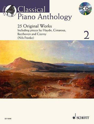 Classical Piano Anthology. Volume 2 - Partition - laflutedepan.com