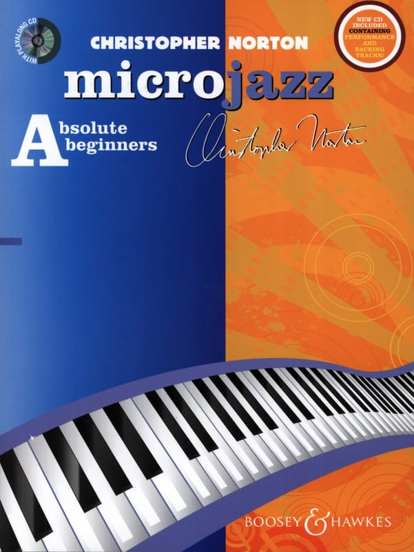 Christopher Norton - Microjazz Absolute Beginners - Partition - di-arezzo.co.uk